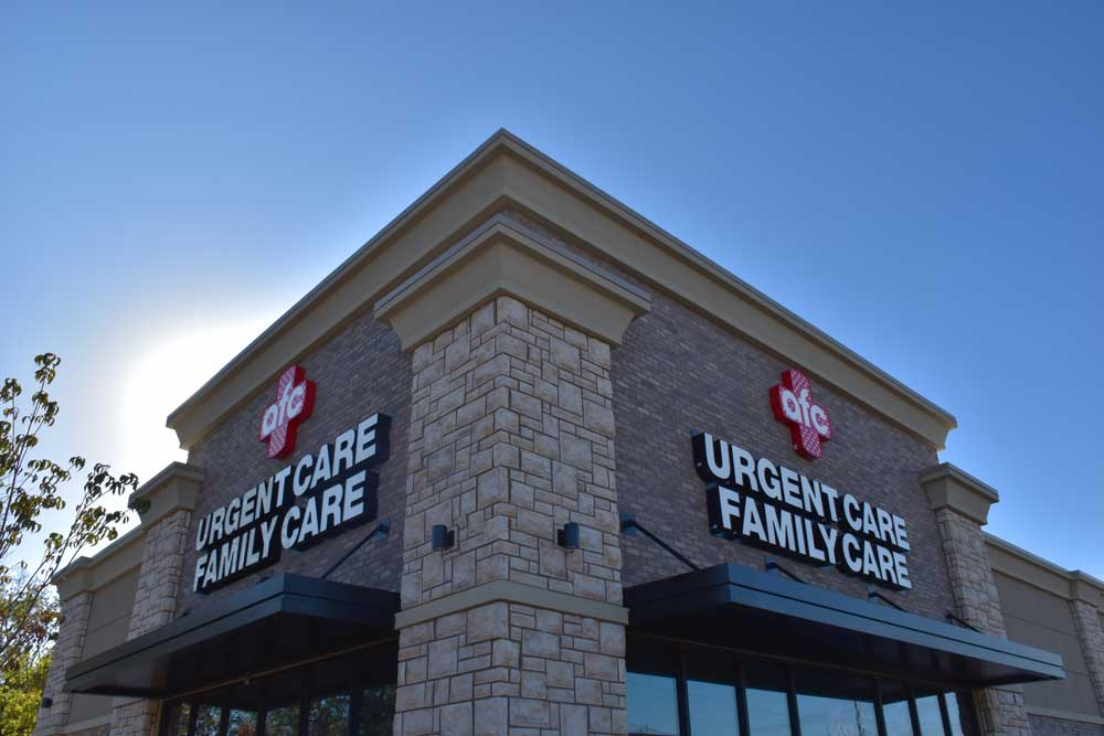 Urgent Care Fayetteville Ga >> Wolftever Crossing Urgent Care - Collegedale, TN - Neuhoff ...