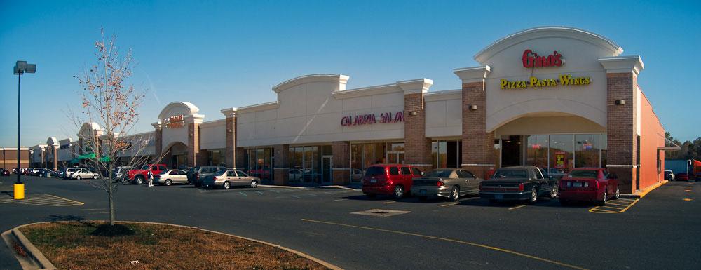 Urgent Care Fayetteville Ga >> Fayette Towne Center – Fayetteville, WV - Neuhoff Taylor ...